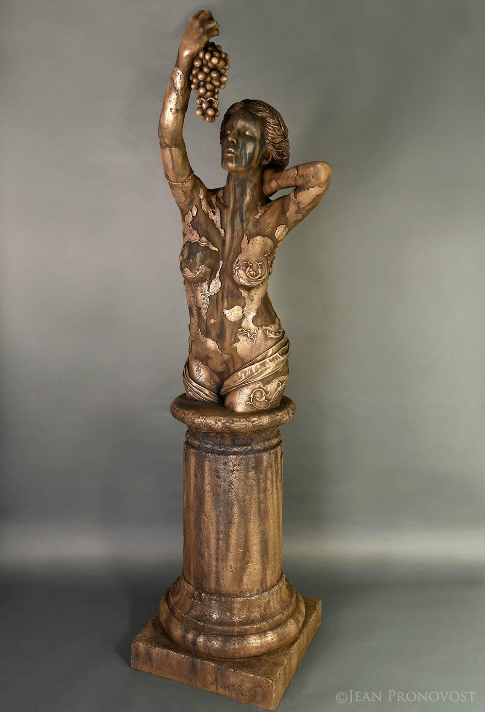 quebec sculptor