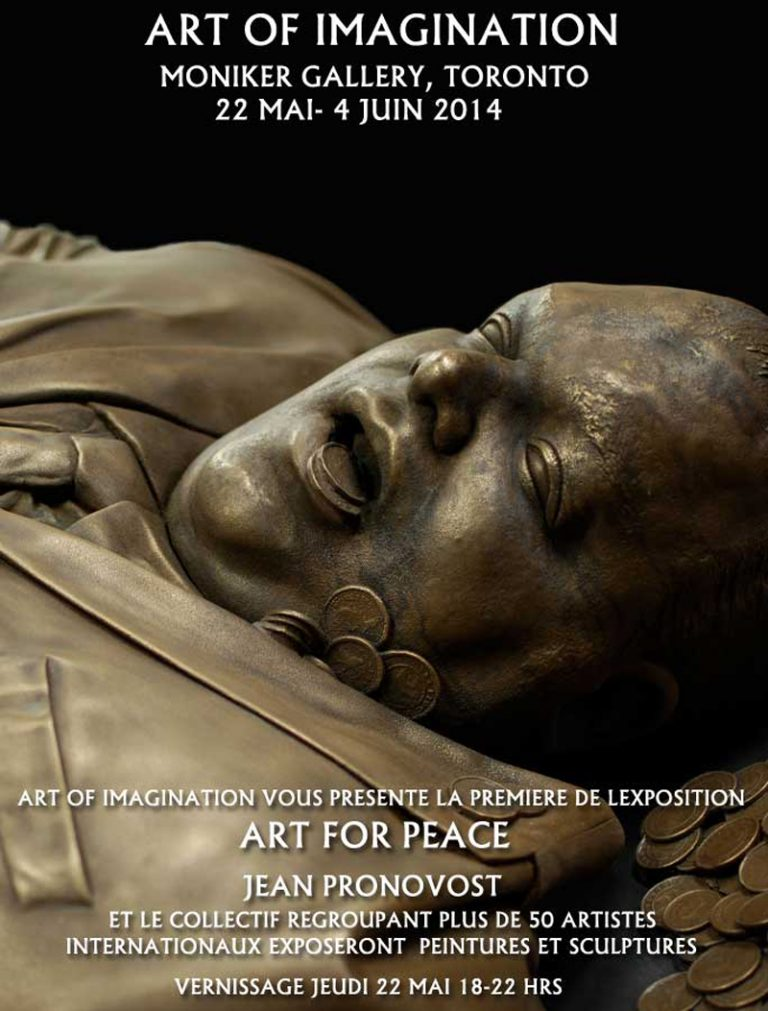 sculpture contemporary(flyer)